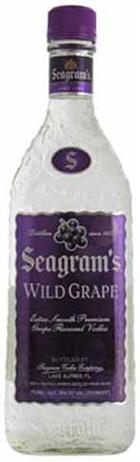 Seagrams Vodka Wild Grape